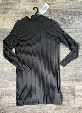 Платье тёплое fransa s