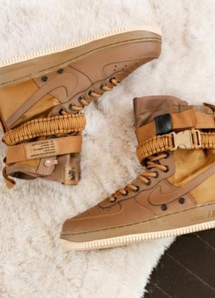 Кросівки ботинки nike special field air force 1 кроссовки черевики