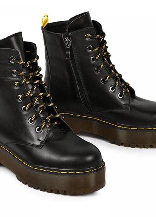 Женские ботинки осень-зима 2020-2021