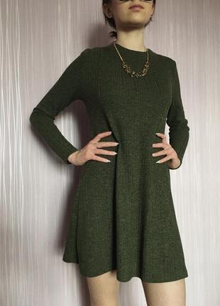 Платье на весну-осень