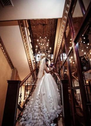 Свадебное платье{реплика vera wong}