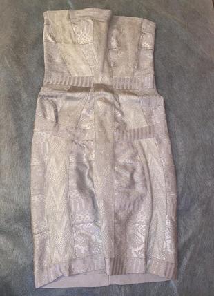 Платье бандаж herve leger