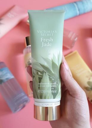 Лосьон для тела fresh jade victoria´s secret 🔥акция!🔥 получи скидку 7%