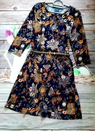 Стильное платье масло большемерит