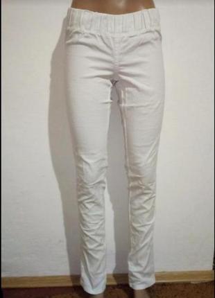 Білі класичні брюки(белые классические брюки)