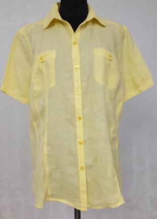 Bonita германия льняная блуза
