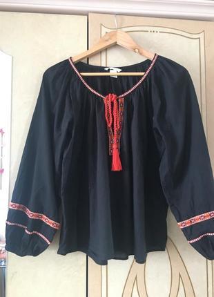 Блуза,рубашка zara,h&m