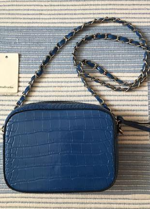 Новая сумка stradivarius