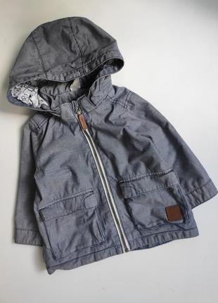 Класна курточка h&m з підкладом
