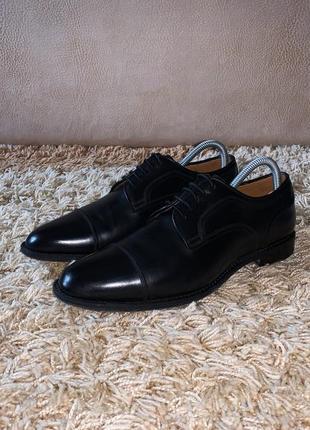 Туфли bally кожаные made in switzerland оригинал