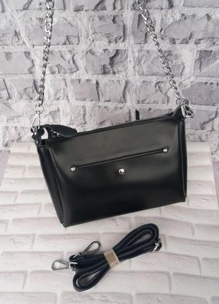 Женская кожаная сумка жіноча шкіряна клатч кожаный шкіряний жіночий