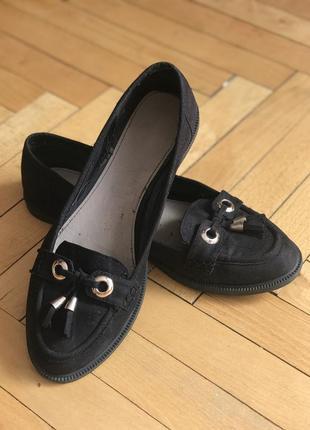 Туфлі (туфли балетки лофери)