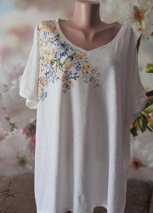 Нежная красивая футболка