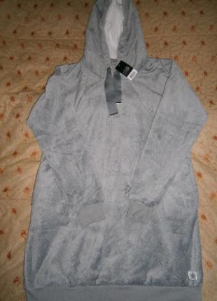 Плюшевое платье есмара р.л 44/46 евро
