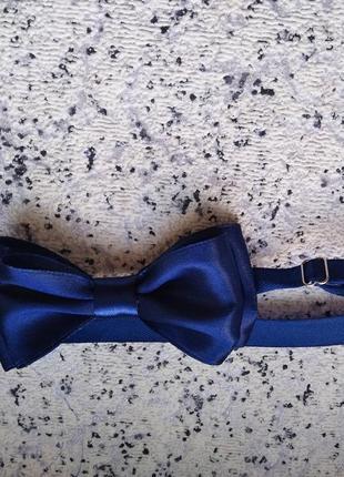 Галстук-бабочка галстук форма школьный