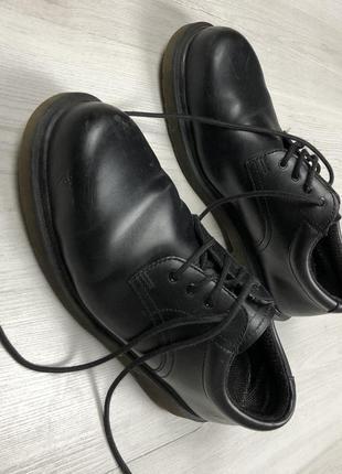 N7 полуботинки dr.martens мужские туфли обувь ботинки