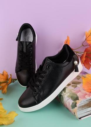 Женские кроссовки кеды мокасины