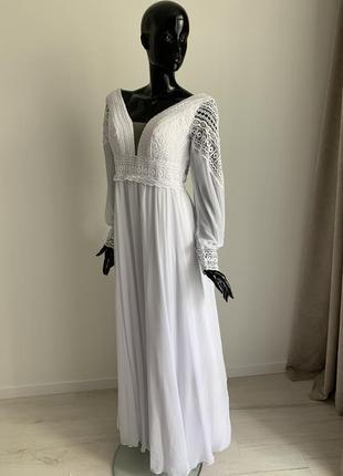 Свадебное платье 48-58рр «allison+» 48 размер свадебные платья больших размеров.