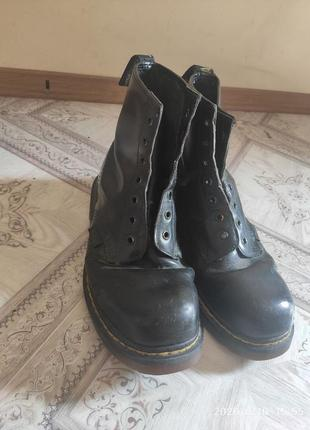 Ботинки dr. martens. made in england