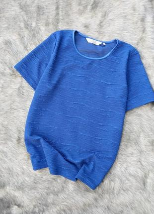Топ блуза кофточка из фактурной ткани honor millburn