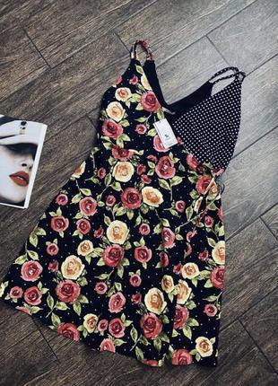 Потрясающе красивое платье на запах большого размера tu