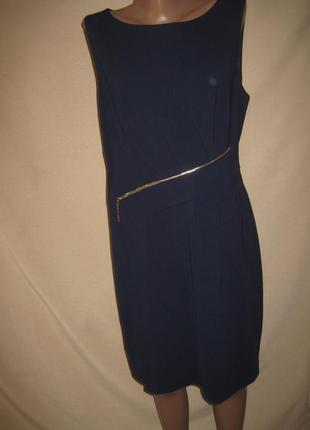 Элегантное платье ivanka trump р-р12