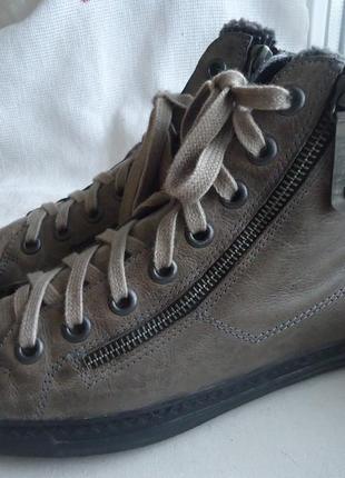 Фирменые ботинки paul green 38р. оригинал