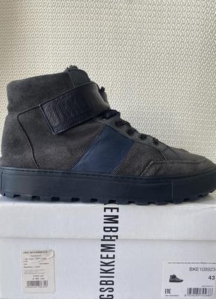 Bikkembergs ботинки хайтопы
