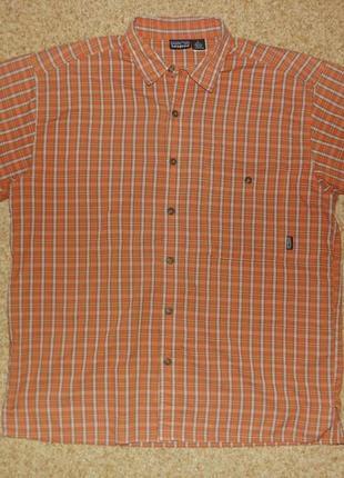 Трекинговая рубашка patagonia