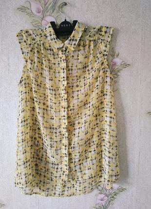 Женская блузка # шифоновая блузка # лёгкая летняя блузка # dorothy perkins