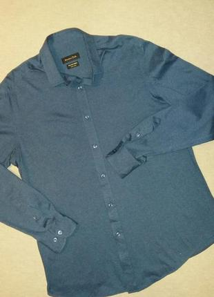Massimo dutti, рубашка мужская
