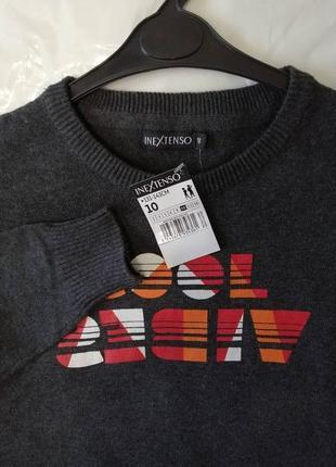 Стильные трикотажные свитера для подростков