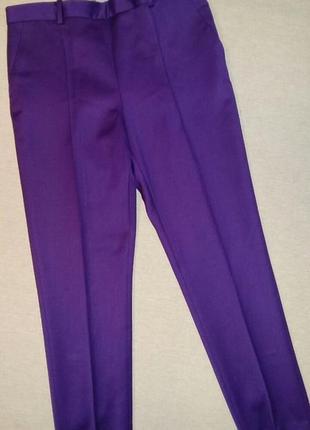 Cos , женские классические брюки, шерсть