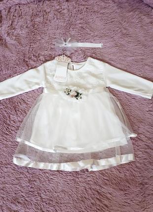 Нове нарядне платтячко
