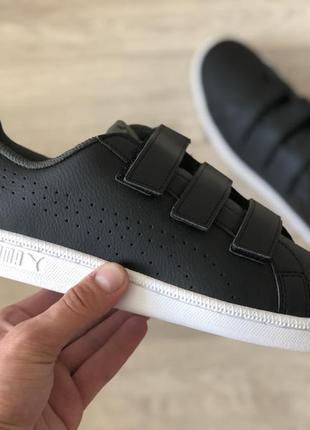 Puma smash strap velcro кеди кросівки нові оригінал