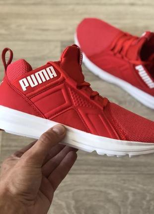 Puma enzo mesh нові спортивні кросівки оригінал