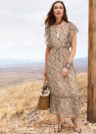 Платье миди esmara 36 38