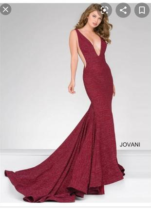 Вечернее платье jovani 47075  , оригинал.