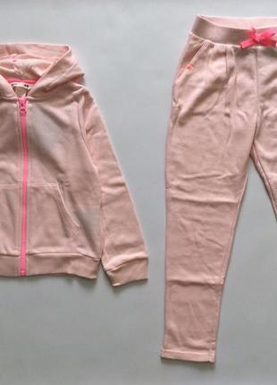 Летний спортивный костюм h&m размер на 4-5 лет