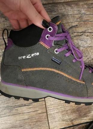 Треккинговые ботинки женские
