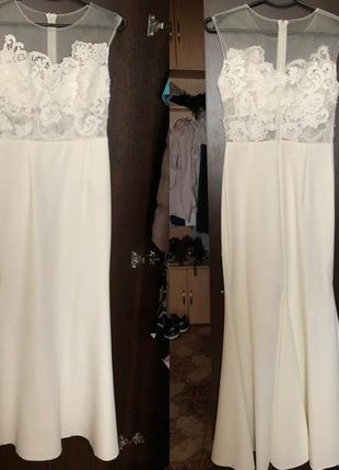 Біля сукня / белое платье / white dress
