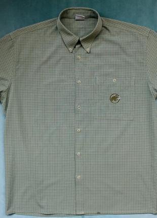Mammut® outdoor рубашка трекинговая