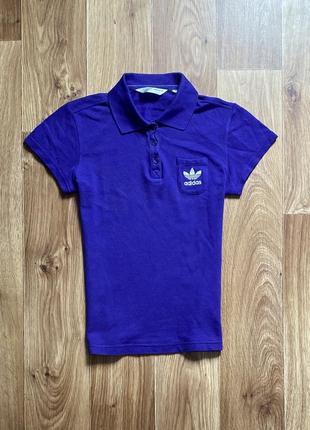 Adidas - поло размер s