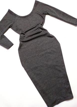 Облегающее платье, м
