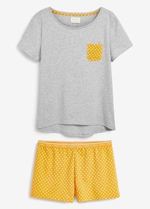 Фирменные пижамки, домашние костюмы некст