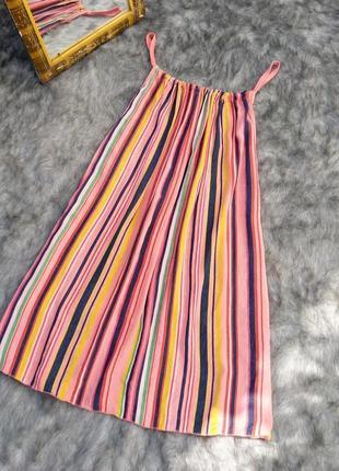 Лёгкое хлопковое платье