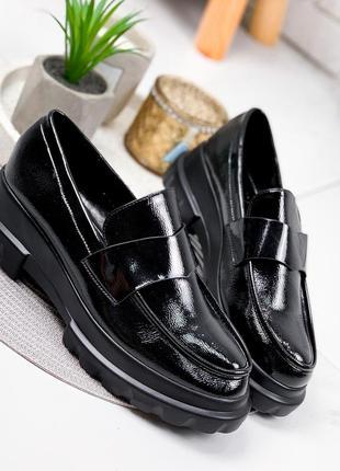 Туфли женские alvar черные