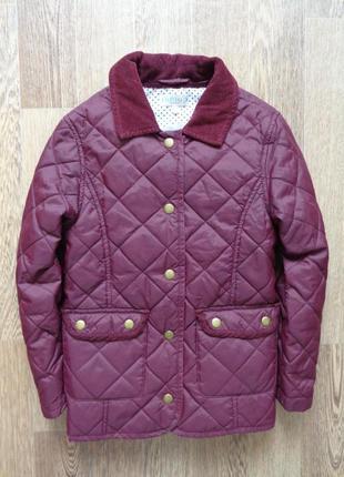 Демисезонная стеганная куртка от марк спенсер