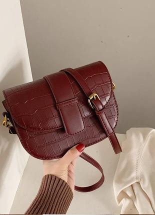 Женская сумка, мини сумка на плечо, небольшая женская сумочка