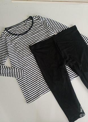 Домашний комплект пижама от немецкого бренда esmara хл-2хл